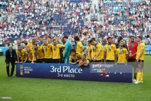 Belgium 2-0 England: Slick Red Devils seal highest ever World Cup finish