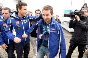 """Assen, Lorenzo ci vuole provare. Crutchlow: """"Se corre, diventa il mio idolo"""""""
