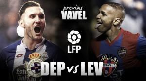Previa Deportivo de La Coruña - Levante UD: duelo de necesitados
