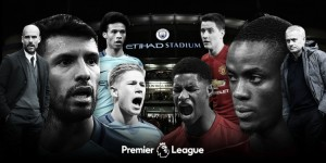 Манчестер Сити-Манчестер Юнайтед — и этим всё сказанно