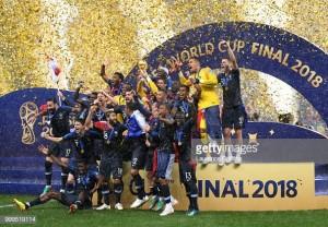 França é a nova Campeã do Mundo