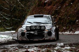 "Neuville ya ""testea"" con el Hyundai i20 WRC"