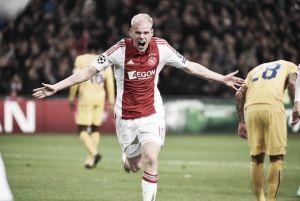 El Ajax consigue el objetivo de la Europa League