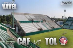 Previa Cafetaleros - Toluca: por el pase a la semifinal