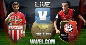 Monaco vs Stade Rennais en vivo y en directo online