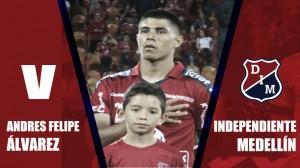 2017-II en azul y rojo: Andrés Felipe Álvarez