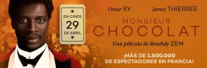 Sorteamosproductos de Chocolat Factory por el estreno de 'Monsieur Chocolat'