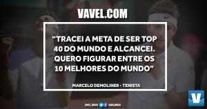 """Duplista ascendente, Demoliner fala à VAVEL: """"Quero figurar entre os dez melhores do mundo"""""""