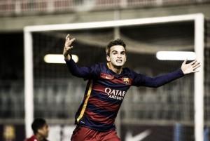 El Barça B jugará la final de Copa Catalunya