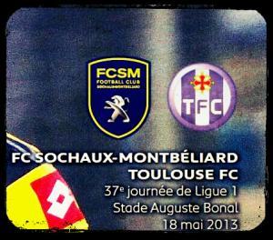 Sochaux - Toulouse, la clé du maintien