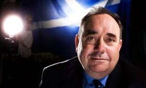 Salmond Enters Into Rangers Debate