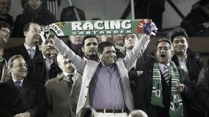 WGA deja de ser el accionista mayoritario del Racing de Santander