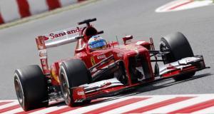 Spagna, prove libere - Vettel il più veloce ma la Ferrari fa paura