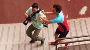 Alonso denuciato da un fotografo per aggressione