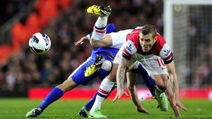 Arsenal et Everton dos à dos