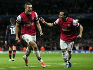 Arsenal labour to unconvincing Olympiakos victory