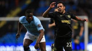 Carlos Tévez da la victoria al Manchester City ante el Wigan