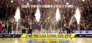 El Quabit Guadalajara deja al Barcelona que cierre una liga casi perfecta