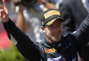 GP2 - Monaco C1 : Bird émerge du chaos