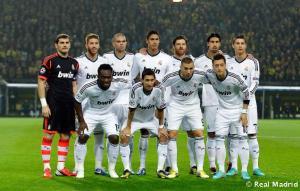 Borussia Dortmund - Real Madrid: puntuaciones del Real Madrid