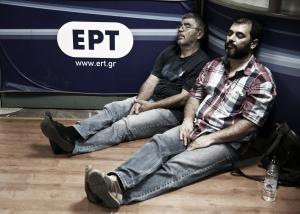 Grecia se queda sin televisión pública