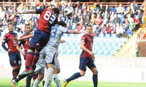 Genoa y Atalanta no arriesgan nada