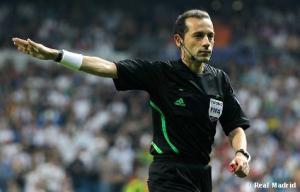 El turco Cüneyt Cakir dirigirá el Real Madrid - Borussia Dortmund