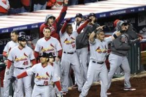 Con épica, los Cardinals pelearán ante los Giants por el cetro de la Nacional