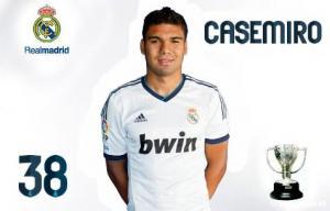 Casemiro y 18 más en la lista ante el Betis