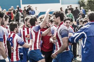 El Atlético de Madrid gana y ya roza los playoffs