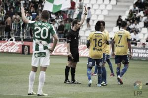 Córdoba CF - UD Las Palmas: puntuaciones de la UD Las Palmas, jornada 36 Liga Adelante