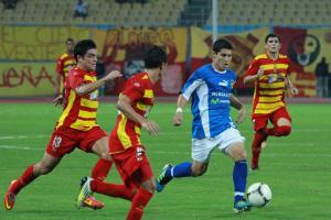 Deportivo Anzoategui roba tres puntos en el Olímpico