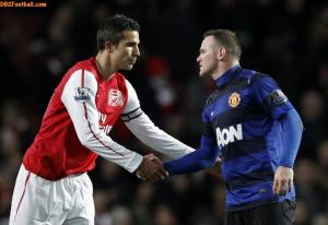 Rooney & Van Persie Joining Forces at United?