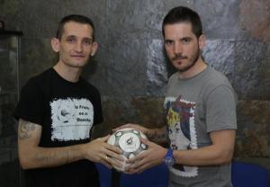 Foto-Futsal y Leganés FS firman un acuerdo de colaboración