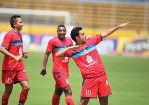 Daniel Samaniego podría irse al fútbol colombiano