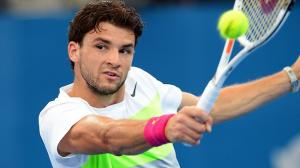 Dimitrov's breakthrough in Brisbane
