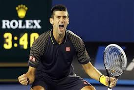 Djokovic triumphs in Melbourne