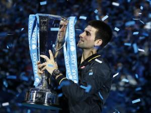 Djokovic confirms his place at the top