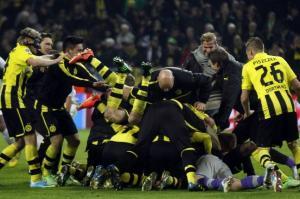 L'incroyable remontée de Dortmund