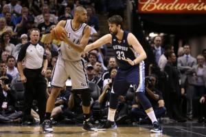 """Les Spurs peuvent dire """"Merci Timmy !"""""""