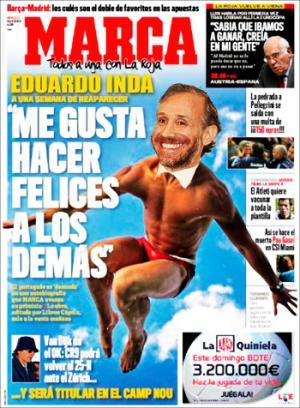 """Eduardo Inda en """"el Paredón"""""""