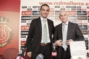 """Oltra: """"Quiero devolver al Mallorca donde merece estar"""""""