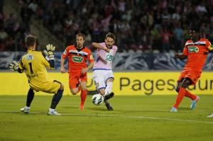 El Evian se bebe la Coupe ante les Merlus y se va al Stade de France
