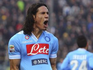 Chelsea bid £49.3 million for Cavani