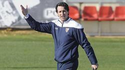 """Emery: """"Los pasos hacia delante hay que refrendarlos con victorias"""""""