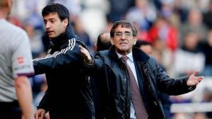 Dos partidos de sanción para Fernando Vázquez