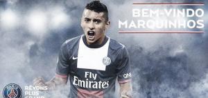 Marquinhos, nuevo jugador del PSG