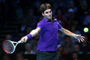 Federer sontuoso: Simon battuto in un'ora