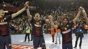 El Barcelona supera al Kielce con facilidad para llegar a la final de Champions