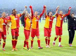 Galatasaray, el león vestido de cenicienta